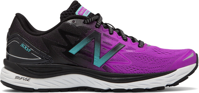 New Balance Solvi Chaussures Femme, purpleblack